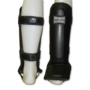 Muay Thai Professional Shin & Instep Guards